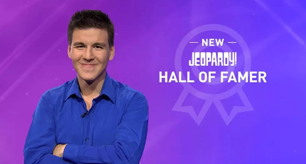 James Holzhauer is a Hall of Fame contestant on Jeopardy