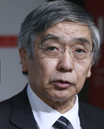 BOJ Gov Kuroda says the economy is in an extremely severe state