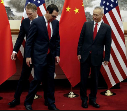 Over 40 American business groups have sent a letter to Chinese Vice Premier Liu He, Treasury Secretary Mnuchin, and U.S. Trade Representative Lighthizer:.