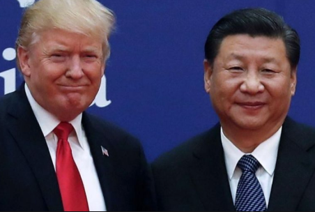 Positive news via China state media (Xinhua, CCTV) on a trade war truce: