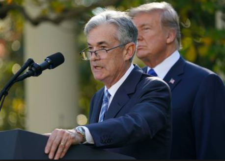 Ron Insana: Fed's Powell May Not Survive Trump Showdown