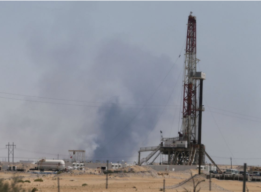 ICYMI, attacks on Saudi oil facilities over the weekend, check the links for the news and what the implications are: