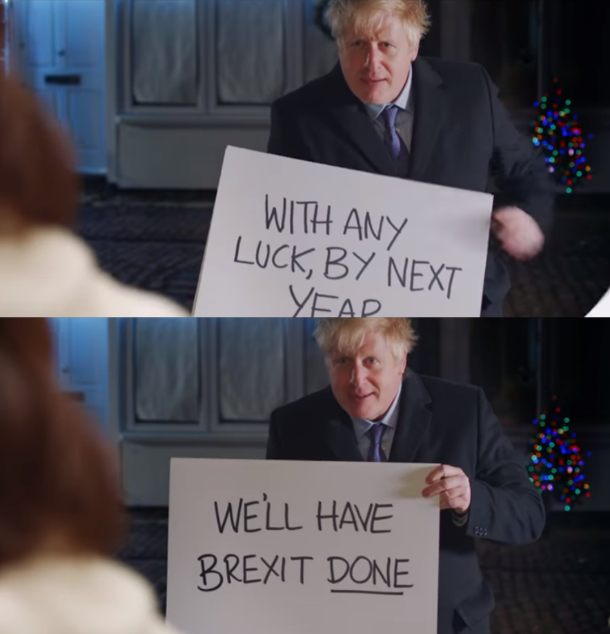 Via the Financial Times on the end of Britain's Brexit transition period on January 1.