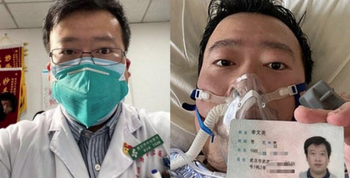Dr. Li Wenliang was one of 8 doctors visited by policy after early warnings on virus