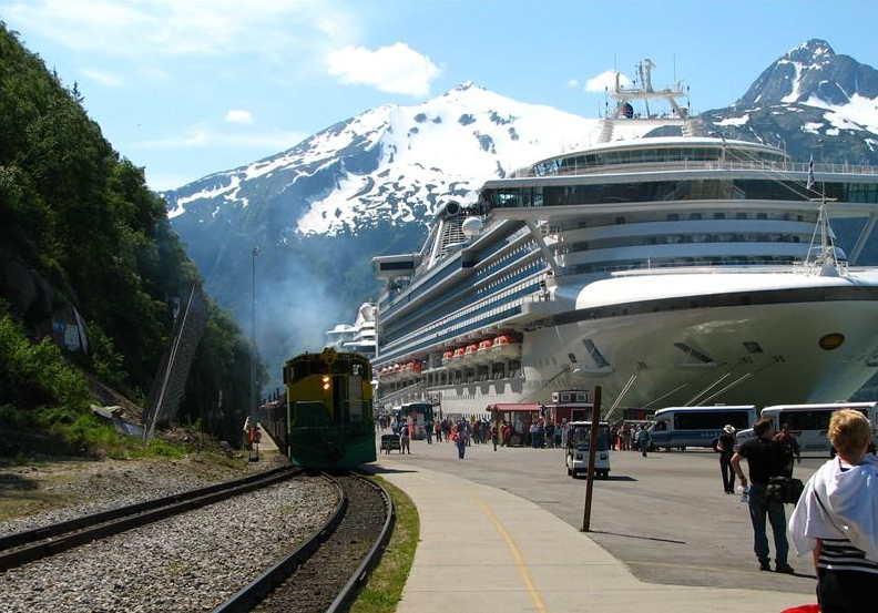 Virus, what virus? Check this story out on cruise bookings.