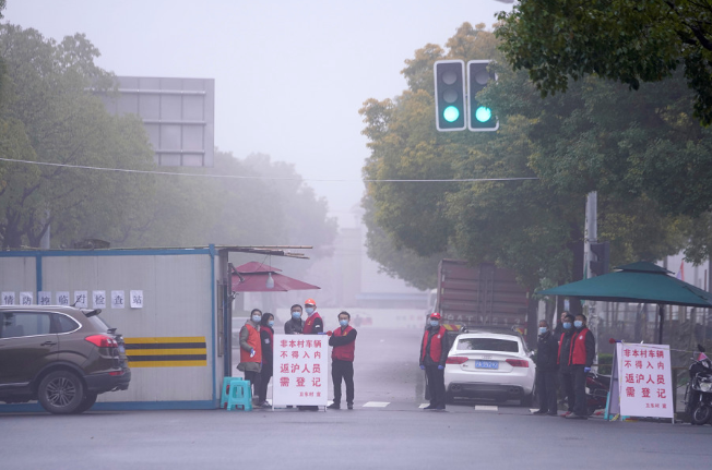 Covid-19 death toll in China rises by 105