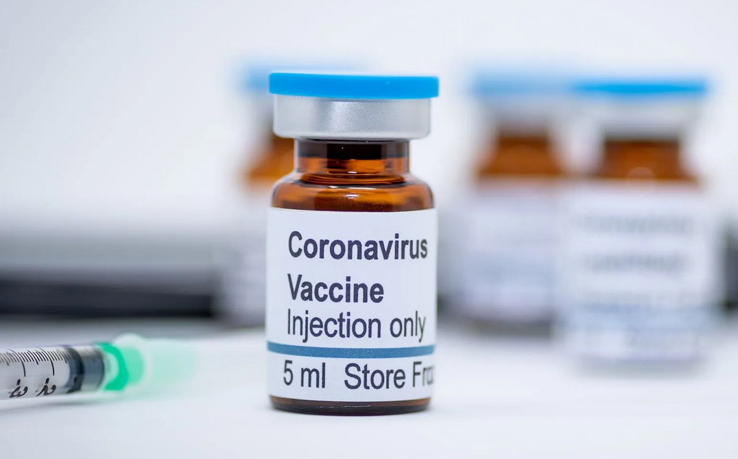 Reuters report on the vaccine trial