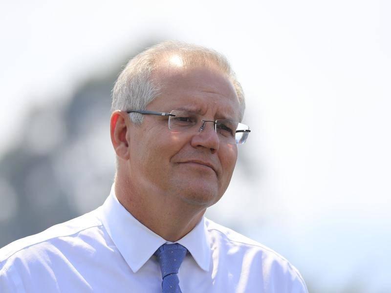 Australian PM Morrison