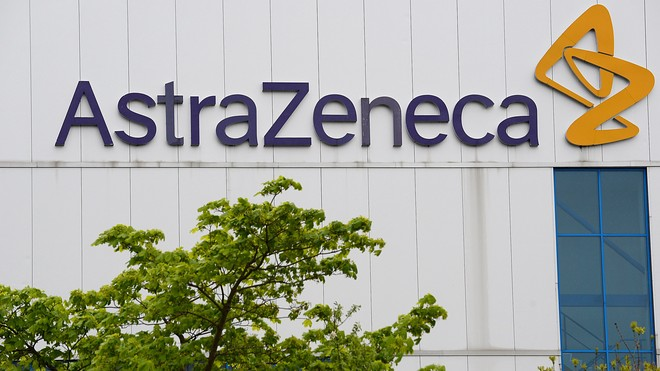 You'll recall last week that clinical trials of the COVID-19 vaccine candidate from Oxford / AstraZeneca were paused: