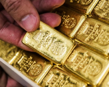 Citi forecasts for the price of gold: