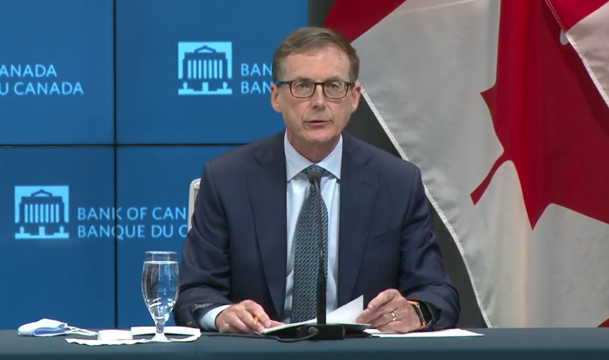 The real quick preview of what to expect from the BoC monetary policy meeting today is that its widely expected to delay any further tapering of QE: