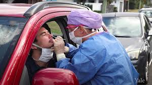 The US FDA authorised the emergency use of a new saliva based laboratory diagnostic test for coronavirus.
