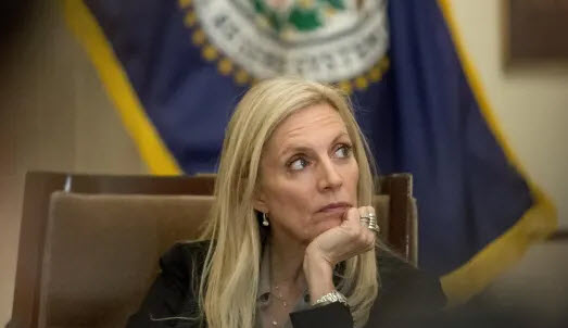 Lael Brainard is a voting member on the FOMC board of governors