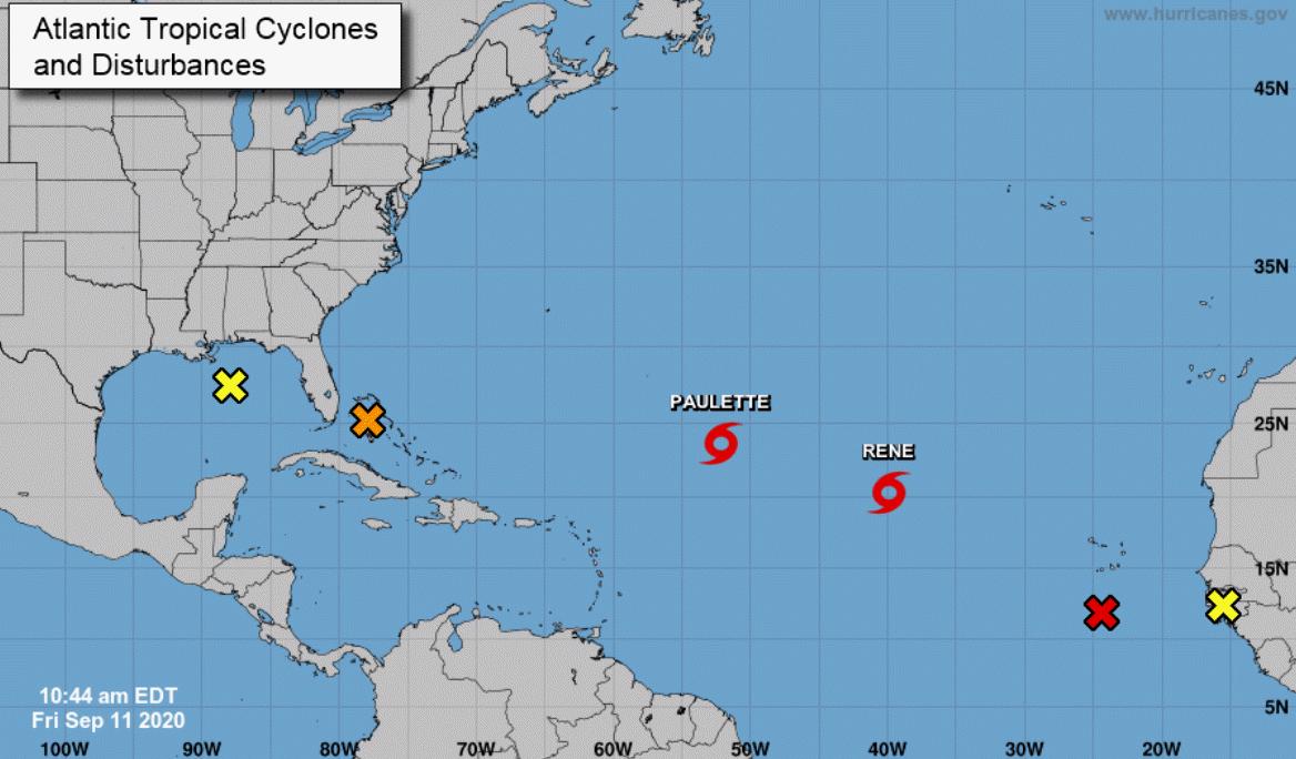 Сезон на ураганите в САЩ