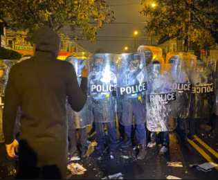 The shooting to death by police ofWalter Wallace Jr. in Philadelphia has prompted protests in the city, with some accompanying violence.