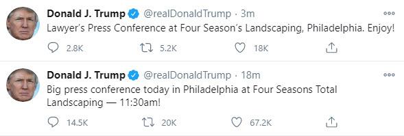 Biden tiene el liderazgo en cuatro estados clave.