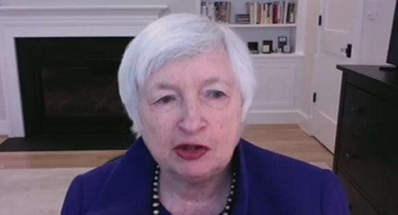 Comments from Yellen