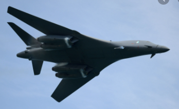 Not strictly FX but worth keeping an eye on ...U.S. European Command (EUCOM) announcedU.S. Air Force B1 bombers to deploy to Norway for the first time.