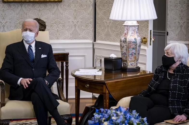 Biden and Yellen
