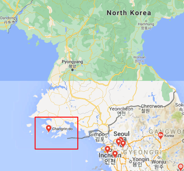On theinter-Korean border islet of Changrin, rasing concerns in South Korea and ally US.