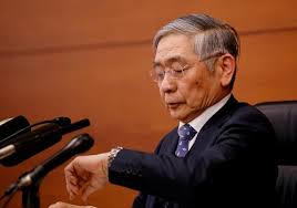 Earlier headline is here: Bank of Japan considering 'slashing' its inflation forecast