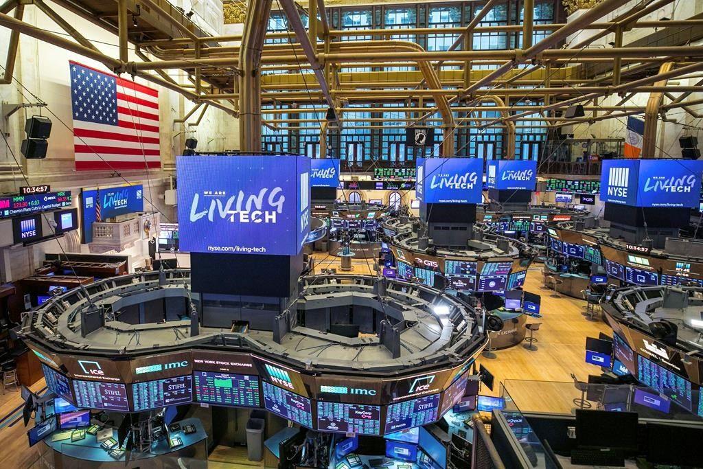 New York Stock Exchange memo COVID-19