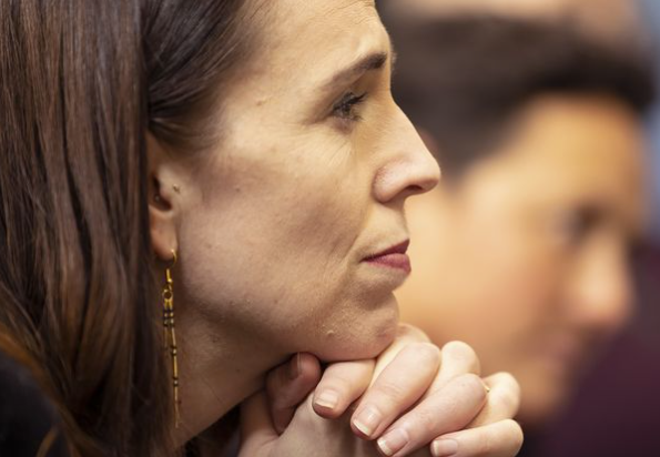 Prime Minister of New Zealand Jacinda Ardern: