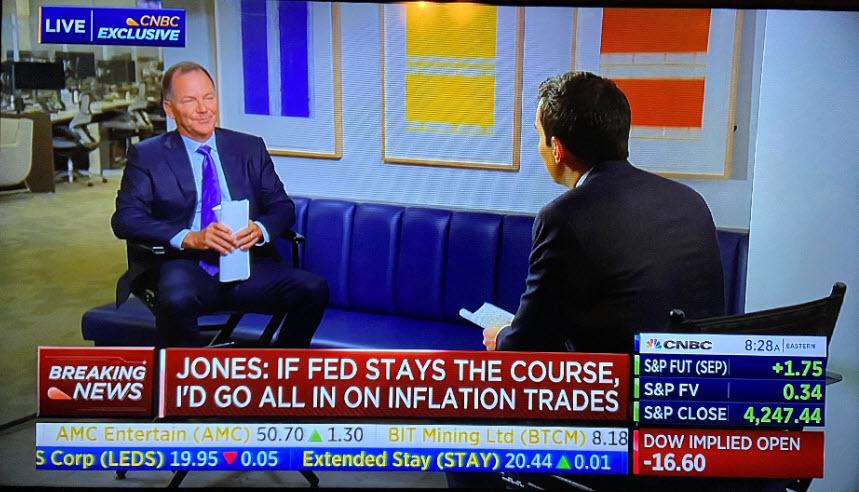 Paul to Jones on CNBC