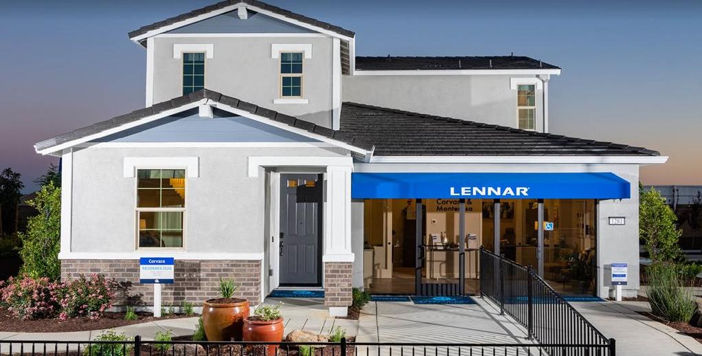 US home builder Lennar sees no slowdown in housing market