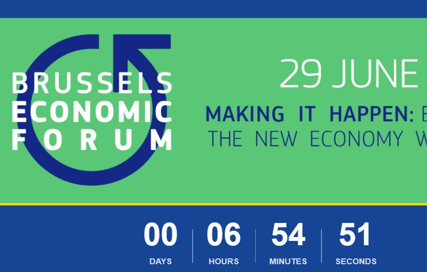 Foro Económico de Bruselas 2021