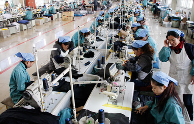 China'sNational Bureau of Statistics released the data on Saturday, the result for manufacturing is its lowest since February 2020 but still in expansion.