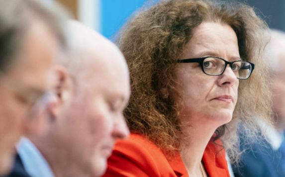 Comments over the weekend from German European Central Bank Executive Board memberIsabel Schnabel