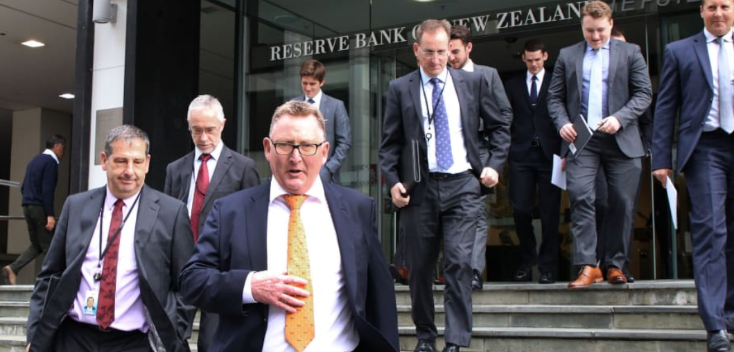 Reserve Bank of New Zealand - statements fromDeputy Governor and General Manager for Financial Stability Geoff Bascand