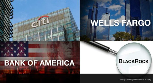 Earnings preview for financials. In the spotlight: Wells Fargo, Bank of America, Citigroup, Blackrock