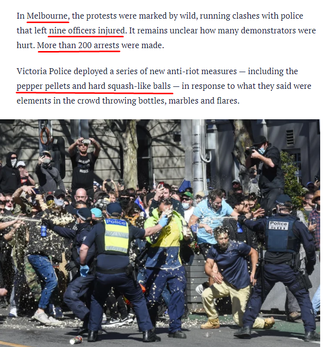 Sour news out of Australia over the weekend with a worsening of the COVID-19 spread, tighter lockdown restrictions introduced and protest riots in the country's two largest cities of Sydney and Melbourne.
