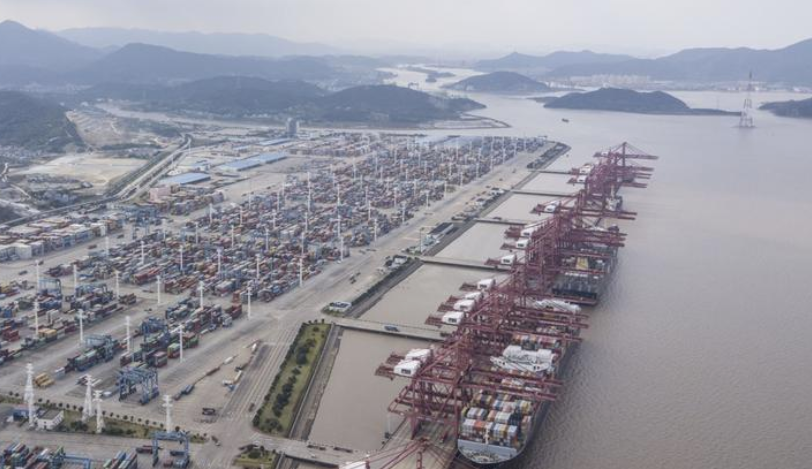State media in China report the shuttered terminal is to resume operations August 25.