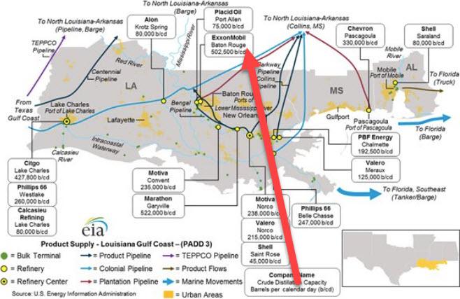 Category 4 hurricane Ida set to bear down on US gulf coast
