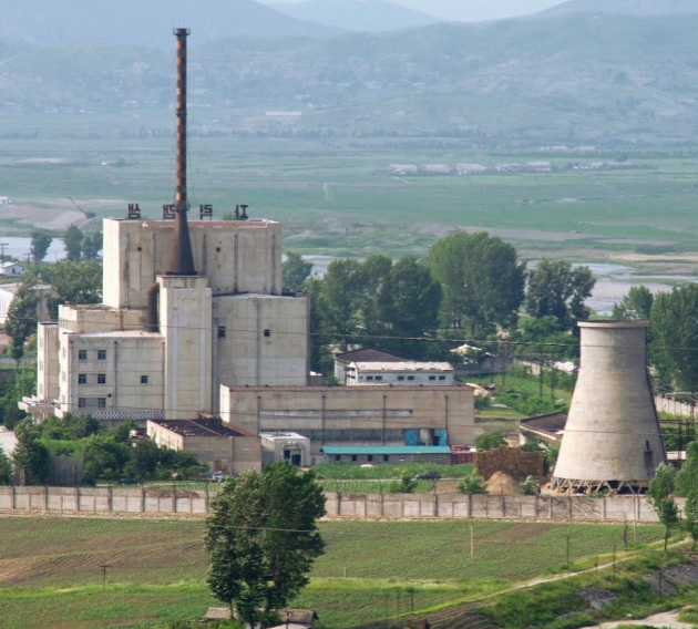 Producing plutonium will allow the country to expand its arsenal of nuclear weapons.