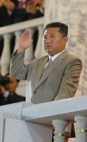 North Korean dictator Kim Jong Un appears to be in much better health.