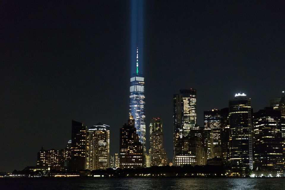 Greg's heartfelt piece is here:My thoughts and remembrances of people and events that shaped my life and others on 9-11