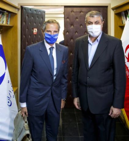 The head of the United Nations' nuclear watchdog says he had a 'fruitful trip to Tehran. Related to this: