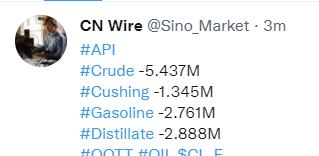 Numbers come via Twitter, @Sino_Market:
