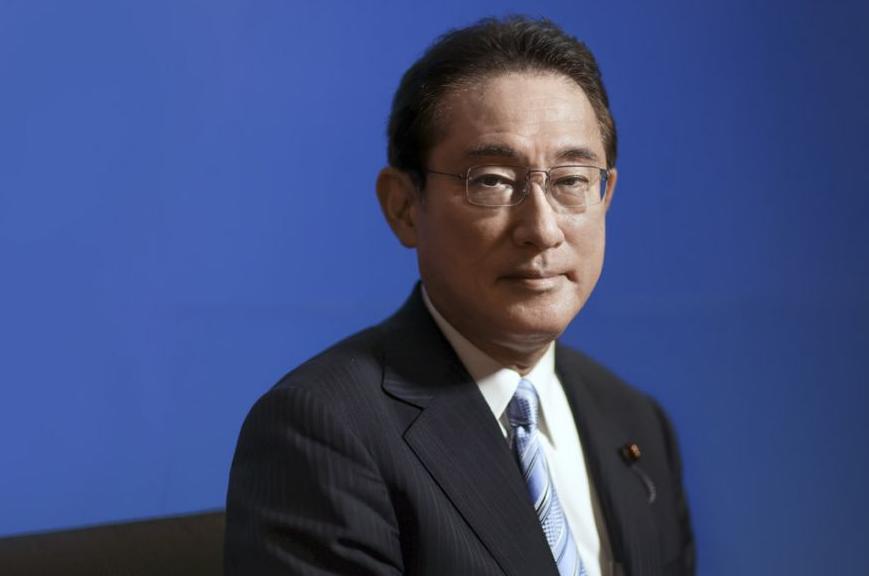 Japan's PM Kishida: Will decide swiftly on economic package